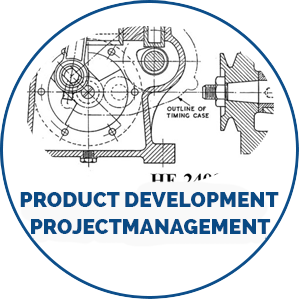 Productmanagement & product development